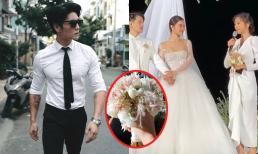 Trước tin Ngô Thanh Vân hẹn hò trai trẻ kém 11 tuổi, cộng đồng mạng háo hức: Bó hoa cưới của Đông Nhi đã phát huy tác dụng rồi