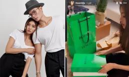 'Rich kid' Thảo Nhi Lê có động thái đầu tiên sau khi tình cũ Huy Trần dính tin đồn hẹn hò đàn chị Ngô Thanh Vân