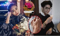 Giữa tin đồn hẹn hò với hot boy điển trai kém 11 tuổi, Ngô Thanh Vân đã có động thái bất ngờ: 'Về nhà với sự ngọt ngào'