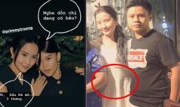 Vợ sắp cưới của thiếu gia Phan Thành phản ứng thế nào với tin đồn 'bầu trước cưới'?