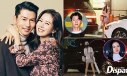 'Huyền thoại săn ảnh' Dispatch tung tin Hyun Bin - Son Ye Jin hẹn hò, cú 'mở bát' đầu năm gây chấn động Kbiz