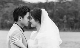 Primmy Trương tung ảnh cưới bên Phan Thành, Phạm Hương gửi lời chúc mừng