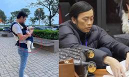 Sao Việt 4/1/2021: Hoài Linh xúc động gửi thơ tự làm tiễn biệt nghệ sĩ Lam Phương; Cường Đô la bị nhắc nhở vì địu con sai cách