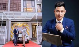 Doanh nhân trẻ Hà Mạnh Linh tậu nhà mới hơn chục tỷ đồng
