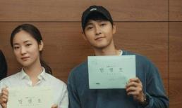 Song Joong Ki lộ diện bên 'người tình màn ảnh' mới sau khi Song Hye Kyo tuyên bố trở lại vào năm nay
