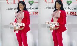 Nhan sắc thật của Hoa hậu Đỗ Thị Hà qua ống kính camera thường: Không dùng app vẫn tươi tắn, nhưng đã có dấu hiệu bị nhắc nhở