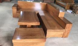 Tại sao xu hướng mua sofa gỗ giảm dần trong những năm gần đây?