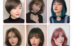 Những kiểu tóc thịnh hành trong tháng 1 đây rồi, nhìn đẹp và thời trang, bạn nào thích thì sưu tầm nhé