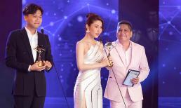 Diễm My 9X giành giải Nữ diễn viên truyền hình xuất sắc nhất tại Giải thưởng Ngôi Sao Xanh 2020