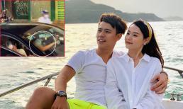 Midu lên tiếng về tin đồn hẹn hò Anh Huy sau khi bị bắt gặp được trai đẹp 'tháp tùng' dự sự kiện