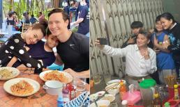 Sao Việt 10/1/2021: Hình ảnh tiết lộ mối quan hệ của con riêng Hồ Ngọc Hà với 'cha dượng' Kim Lý; Đàm Vĩnh Hưng thân thiện chụp ảnh cùng fan khi đi ăn vỉa hè