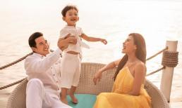 Trọn bộ ảnh đẹp được chụp trong vòng 15 phút của gia đình Thúy Diễm - Lương Thế Thành