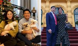 Linh Rin khoe tậu nhà mới, Tiên Nguyễn bị soi trang phục mỏng manh khi cùng bố tỷ phú xuất hiện ở Hà Nội