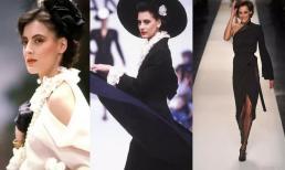 Nữ người mẫu huyền thoại - người mẫu độc quyền đầu tiên của Chanel: Ở tuổi 63, bà vẫn gây mê với khí chất độc nhất vô nhị