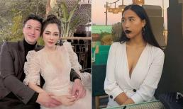 Bạn gái Việt kiều từng yêu Huỳnh Anh 'úp mở' về việc bị người mới của tình cũ làm phiền