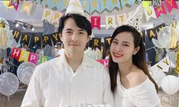 """Được Đông Nhi cùng dàn """"gà cưng"""" mừng sinh nhật bất ngờ, Ông Cao Thắng than thở: """"Bị mẹ Winnie lừa cả ngày không biết gì"""""""