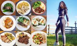 Cô giáo tiếng Anh theo chồng sang Úc làm nông dân chia sẻ thực đơn giảm cân lành mạnh