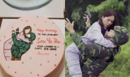 Son Ye Jin khoe bánh sinh nhật in cảnh kinh điển 'Hạ cánh nơi anh', nhìn lại bài đăng 4 tháng trước fan phát hiện điều bất ngờ