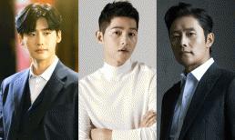 Top 5 nam diễn viên hàng đầu Hàn Quốc có cát-xê cao nhất cho mỗi lần xuất hiện trong phim truyền hình