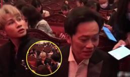 Hoài Linh đang phỏng vấn, Jack đã có hành động đáng khen khi fan lớn tiếng gọi xin chữ kí