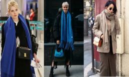 Có rất nhiều khăn quàng cổ đẹp trong mùa đông, nhưng trên thực tế, 4 chiếc khăn này là đủ! Có thể mặc với bất kỳ quần áo nào