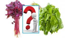 Cũng là rau dền, nhưng dền xanh hay dền đỏ ngon hơn? Đừng mua nó sau khi bạn đã biết!