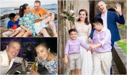 Cuộc sống hiện tại của diễn viên 'Mùi ngò gai' Lý Thanh Thảo và chồng tây đại gia sau gần 3 năm cưới
