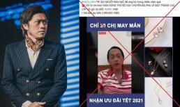 NSƯT Hoài Linh bức xúc khi bị kẻ gian lợi dụng hình ảnh để lừa đảo