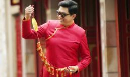 Cựu người mẫu Lê Dũng diện áo dài cuốn hút khoe nét đẹp thuần Việt