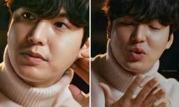 Khó kiểm soát cân nặng, Lee Min Ho đang bước vào giai đoạn 'phát phì'?