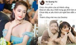 Anh trai Trường Giang hiếm hoi hé lộ thái độ với em dâu Nhã Phương