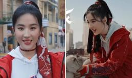 'Tiểu Long Nữ' Lưu DIệc Phi tái xuất tươi trẻ sau nhiều lần bị chê tơi tả về nhan sắc