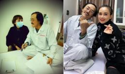 Bị nghi có khối u ở họng, NS Giang Còi vẫn bình thản: 'Chết vì không được làm nghề mới là cái chết đớn đau'