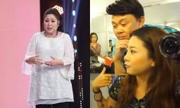 NSND Hồng Vân khóc nghẹn giọng vì nhớ nghệ sĩ Chí Tài, Anh Vũ và Mai Phương