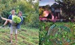 Từ bỏ Sài Gòn phồn hoa, vợ chồng trẻ về sống ở trang trại giữa rừng: Nơi không điện, không sóng điện thoại, wifi