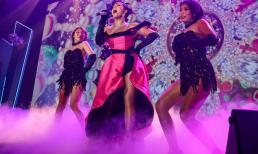 Bằng Kiều cùng Phương Vy Idol tưng bừng ca hát tại sự kiện Hush & Hush ra mắt dòng sản phẩm mới 2021