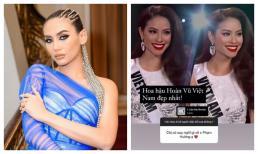 Bất ngờ chưa, Võ Hoàng Yến khẳng định Phạm Hương là Hoa hậu Hoàn vũ Việt Nam đẹp nhất