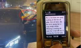 Người vợ chặn đầu xe 'đánh ghen' ở Hà Nội tiết lộ về mối quan hệ hiện tại với chồng và đoạn tin nhắn của tiểu tam