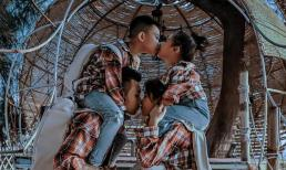 Đăng ảnh gia đình hạnh phúc, vợ chồng đại gia Minh Nhựa bị dân mạng nhắc nhở vì lý do này