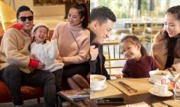 Lam trường chia sẻ ảnh gia đình hạnh phúc, nhan sắc con gái Phoebe chiếm spotlight