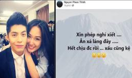 Noo Phước Thịnh tuyên bố ngưng siết cân, Mai Phương Thúy liền 'quăng thính' ủng hộ: Fan lại hứng 'cẩu lương'