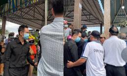 Hai sao Việt duy nhất về Đồng Tháp đưa tiễn Vân Quang Long lần cuối