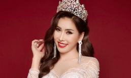 Á khôi Trịnh Thanh Hồng bất ngờ xuất hiện trang bìa số Tết tạp chí New Lifestyle