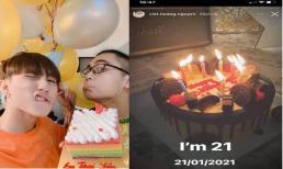 Vì ồn ào tình cảm, Sơn Tùng 'bỏ rơi' em trai yêu quý tự mừng sinh nhật trong cô đơn?