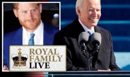 Thực hư việc Hoàng tử Harry đến dự lễ nhậm chức của Tổng thống Joe Biden