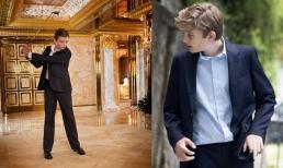 Rời Nhà Trắng nhưng cậu út Barron Trump vẫn là 'Hoàng tử' khi ở biệt thự dát vàng 3.600 tỷ đồng