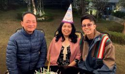 CEO Matt Liu đến chúc mừng sinh nhật mẹ Hương Giang idol