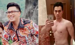 Diễn viên Việt Anh khoe body hậu giảm cân, Hồng Đăng đòi 'bóc phốt'