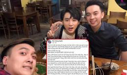 Bạn thân Sơn Tùng M-TP lên tiếng về câu chuyện nghi vấn chia tay Thiều Bảo Trâm: 'Bạn mình rất biết sống và sống rất đúng'