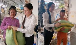 Vợ cố ca sĩ Vân Quang Long dùng tiền phúng điếu làm từ thiện: 'Bây giờ anh ra đi thanh thản và siêu thoát anh nhé'